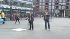 Krachtvrouwen van Deventer maken feestje van EK Vrouwenvoetbal