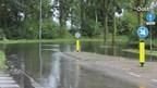 Wateroverlast in Oldenzaal