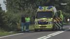 Drie auto's waren betrokken bij het ongeval op de N377