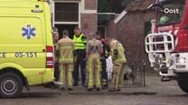 Man gewond bij bouwwerkzaamheden Hellendoorn