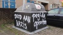 Graffiti in Enschede