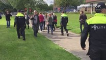 Vredelievende demonstratie