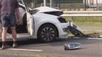 Ongeluk bij combitunnel in Nijverdal
