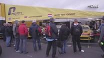 Larry ten Voorde op Nürburgring
