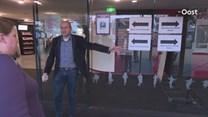 Videoreportage infoavond in Steenwijk over vliegroutes Lelystad
