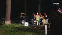 Ongeluk op Poppenallee in Dalfsen