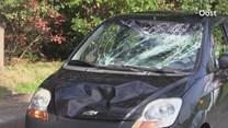 Wielrenner aangereden door auto in Luttenberg