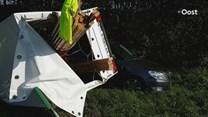 Ongeval A35 bij Azelo