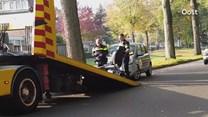 Man raakt ernstig gewond na aanrijding in Enschede