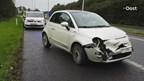 Ongeluk op afrit A1