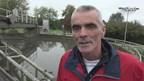 Video: Tijn op zoek naar zijn poepie bij de rioolwaterzuivering