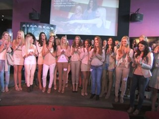 Start Miss Overijssel 2012