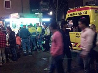 Extra ambulance nodig