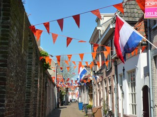 Koninginnedag Kampen. Foto: Wilfred Hamelink