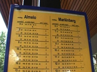Rechtstreekse trein Almelo-Hardenberg