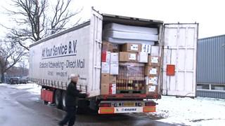 Minder goederen vanuit Enschede naar Oost-Europa