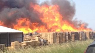 Brand Kampen