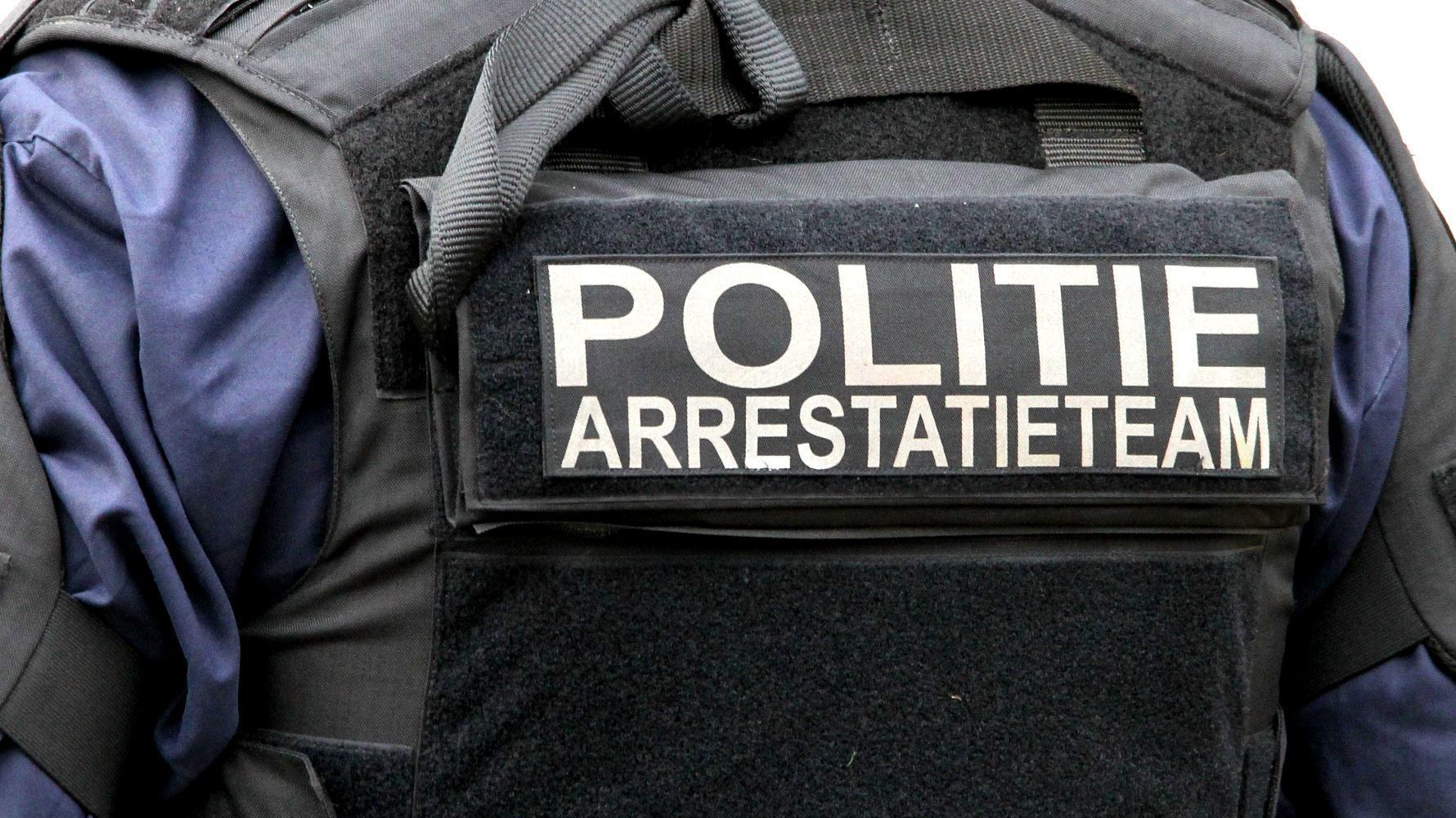 razendsnelle actie arrestatieteam in breda een aanhouding