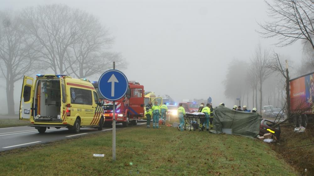 Chauffeur uit nijverdal betrokken bij dodelijk ongeluk heelweg for Avondvierdaagse nijverdal