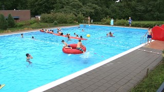 Nog niet alle buitenzwembaden zijn open