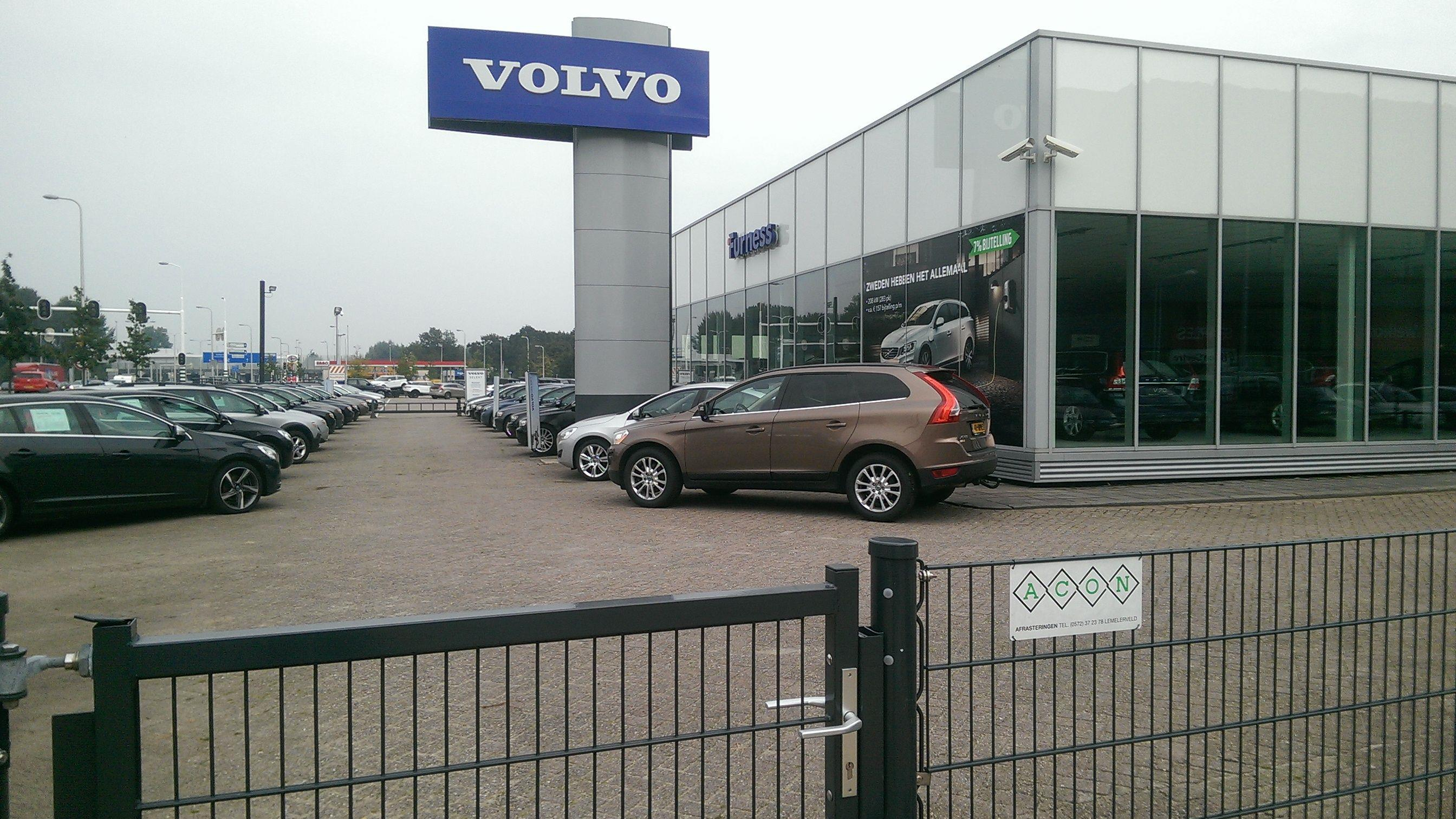 Opening volvo garage in zwolle weer vertraagd curator for Garage volvo rouen