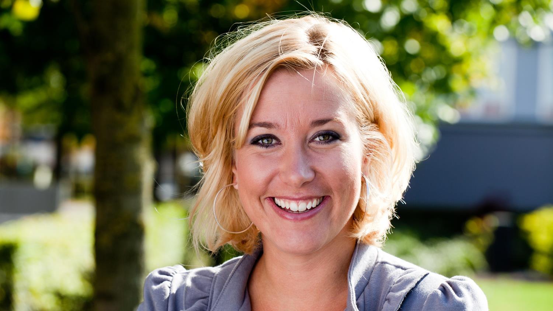 Carrie ten Napel nieuwe gezicht programma Hallo Nederland ...