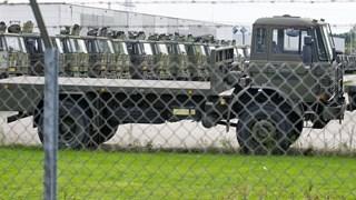 Voormalige NAVO-depot in Vriezenveen