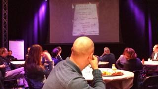 Werkconferentie in Deventer