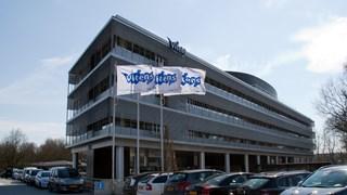 Hoofdkantoor van Vitens in Zwolle