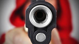 Bedreiging met vuurwapen
