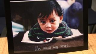 Baby Djelano overleed door heftig geweld