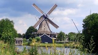 Molen De Passiebloem in Zwolle