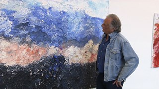 Tentoonstelling Jan Cremer in Zwolle