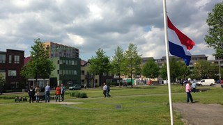 Herdenking vuurwerkramp in Enschede (15 jaar)