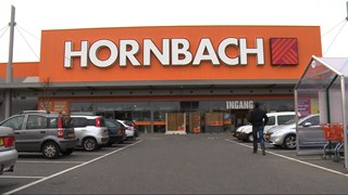 Bouwmarkt Hornbach