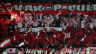 Sfeeractie van Vak-P van FC Twente