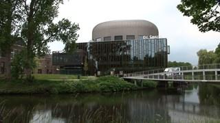 Theater Odeon De Spiegel in Zwolle