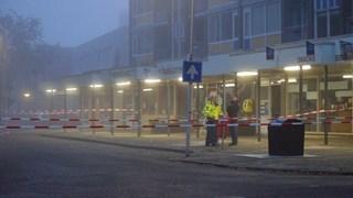 Plek van de moord aan de Fazantstraat in Enschede