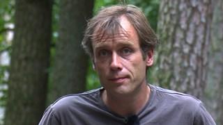 Campinghouder en activiteitenorganisator Niels Stijger vindt het een gevaarlijk uitje