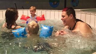 Zwembad in Rijssen krijgt nieuw binnenbad