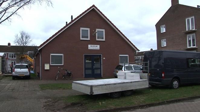 Radiomuseum Hengelo moeilijk te vinden door allerlei bouwactiviteiten