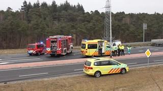 Vrouw (18) omgekomen bij ongeluk N35 Nijverdal