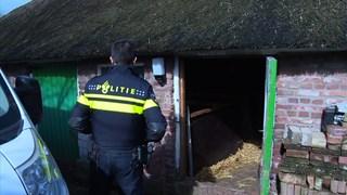Controle werd ondersteund door politie