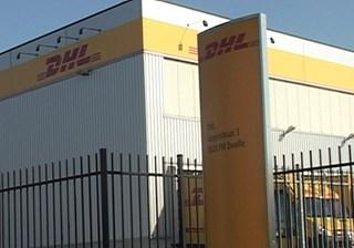 Distributiecentrum DHL