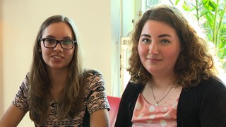 Thamar en Laura gaan met het Koningspaar op handelsmissie naar Duitsland
