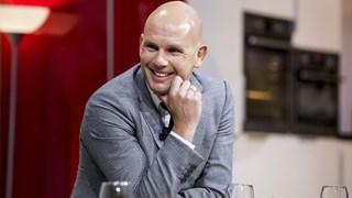 Jan van Halst als analyticus van FOX Sports