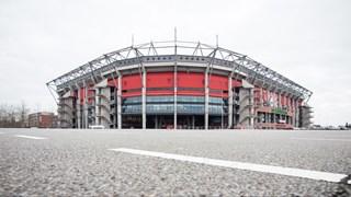 De Grolsch Veste (stadion FC Twente) in Enschede