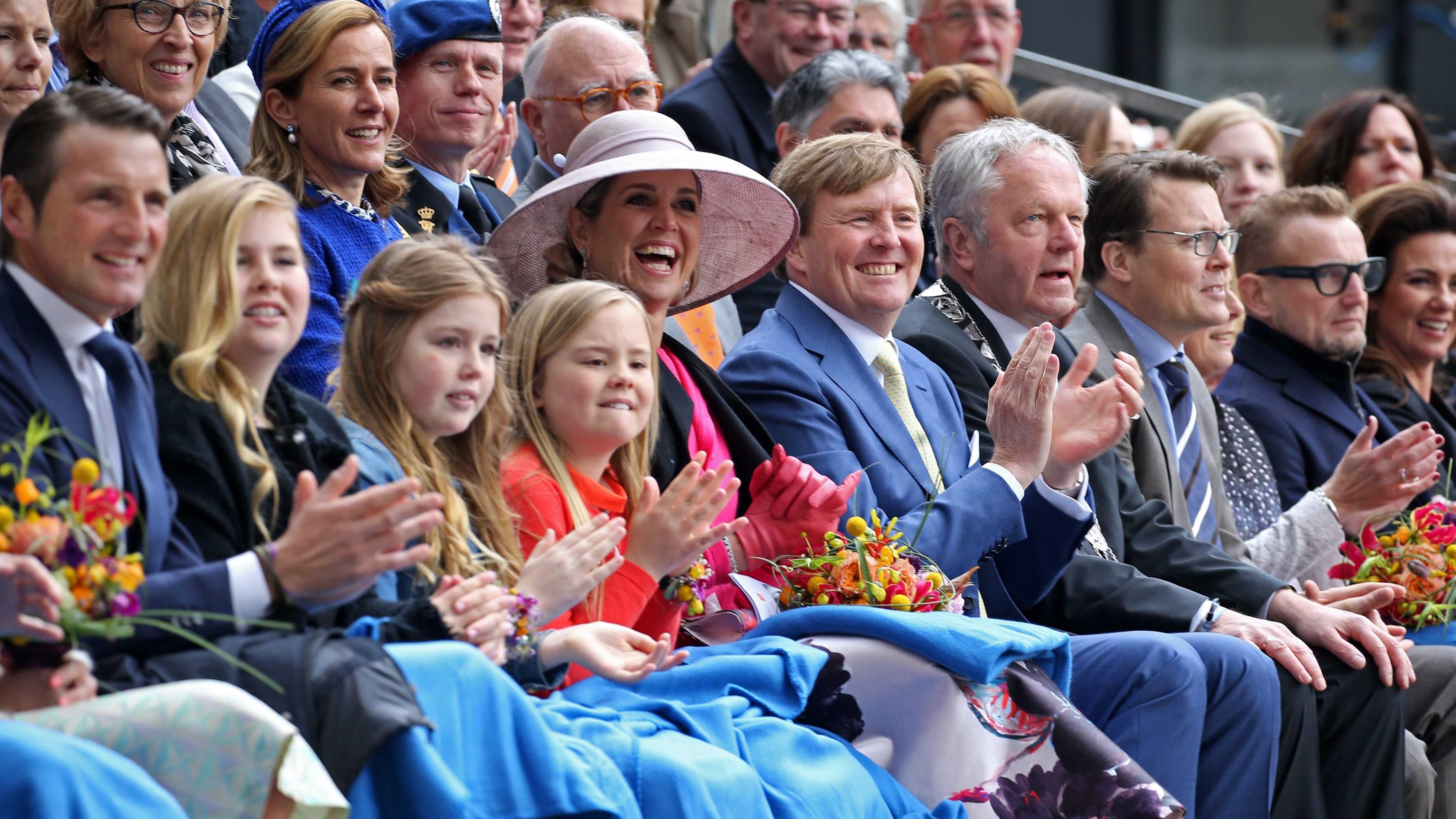 Burgemeester Meijer blikt voldaan en met goed gevoel terug op ...