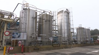 Chemisch bedrijf Elementis in Delden
