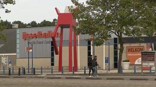 Evenementenlocatie IJsselhallen in Zwolle